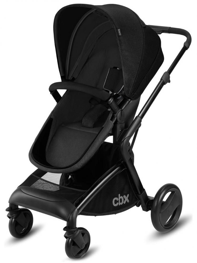 Коляска 2в1 CBX by Cybex Bimisi Pure Smoky Anthracite в Атырау