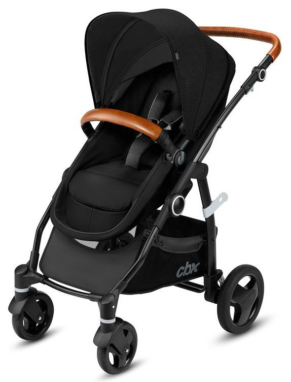 Коляска-трансформер CBX by Cybex Leotie Flex Lux Smokey Anthracite в Атырау